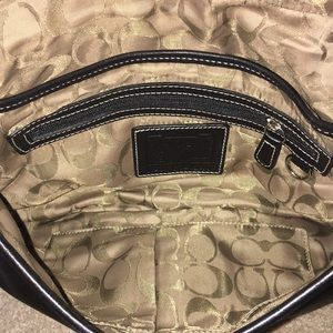 Coach Bags - Black Coach Purse